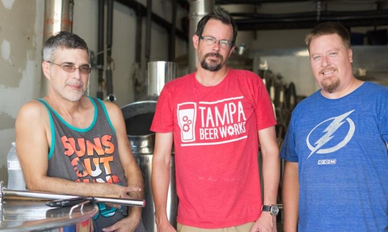 Tampa Beer Works Florida Craft Brewery Enjoy Our Tap