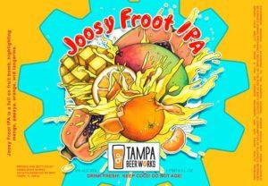 Tampa Beer Works, Joosy Frrot IPA