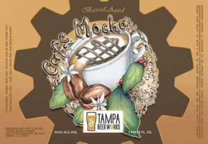 Tampa Beer Works - Barrel Aged, Cafe Mocha
